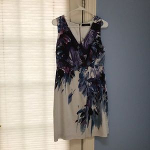 Elie Tahari flower dress